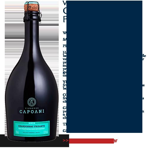 Vinho Branco Capoani Chardonnay Frisante 2018
